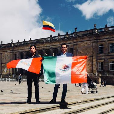 PERU Y MEXICO JUNTOS, BOGOTA, 2018