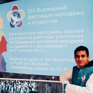 XIX WFYS, RUSIA, 2017