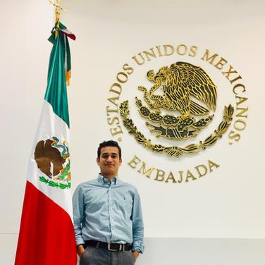 EMBAJADA DE MEXICO EN COLOMBIA, 2017