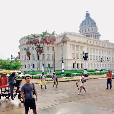 DOWNTOWN CUBA, 2017