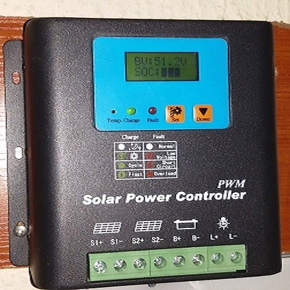 Charge controller PWM 48V 40A