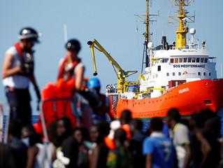 El barco Aquarius y el Derecho Internacional
