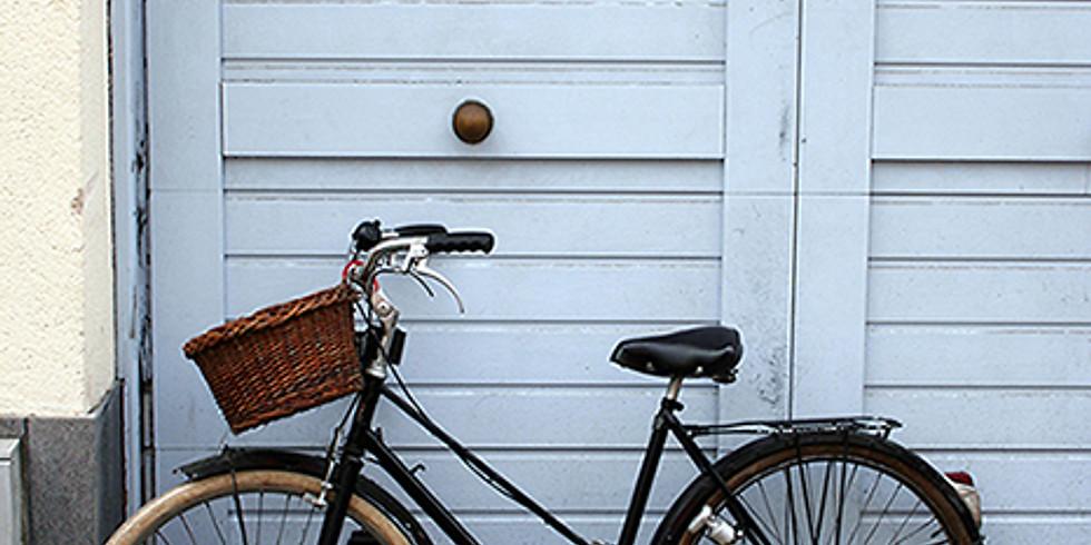 RESCHEDULED: The Urban Older Rider (TOUR) Ride