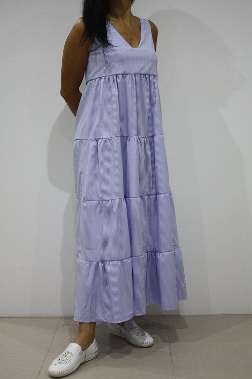Vestido comprido FAME
