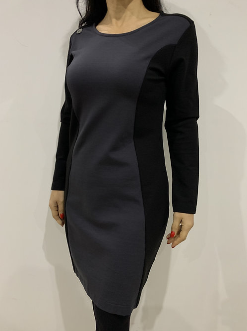 Vestido de malha BLACKSPIDER