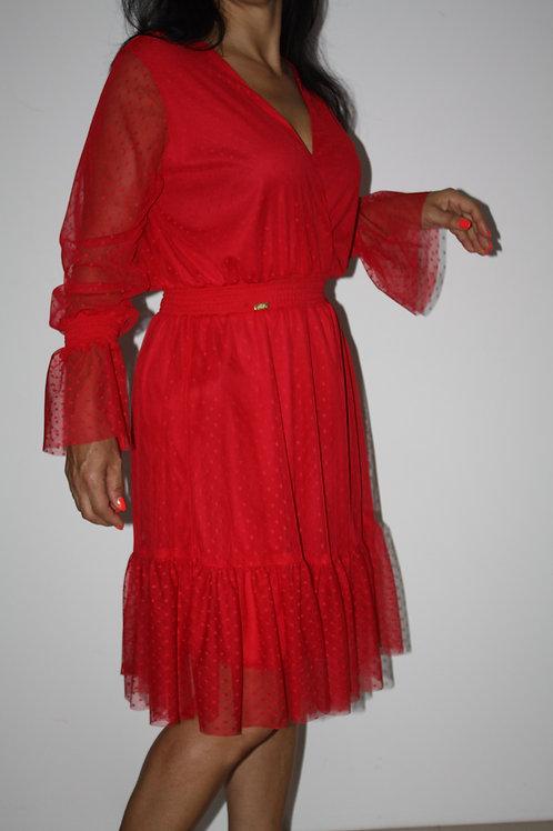 Vestido de tule FIMGI
