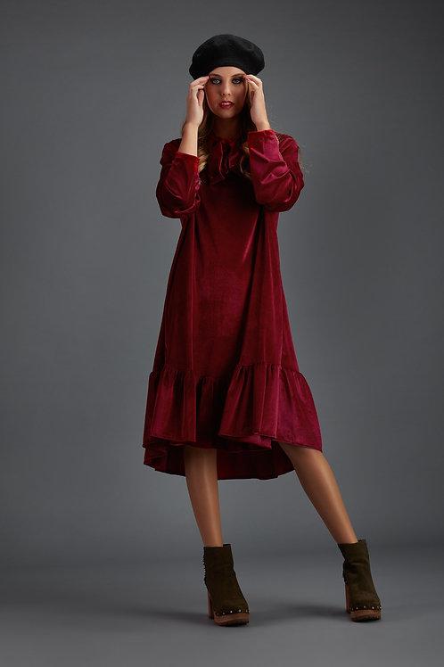 Vestido de veludo BOHOME