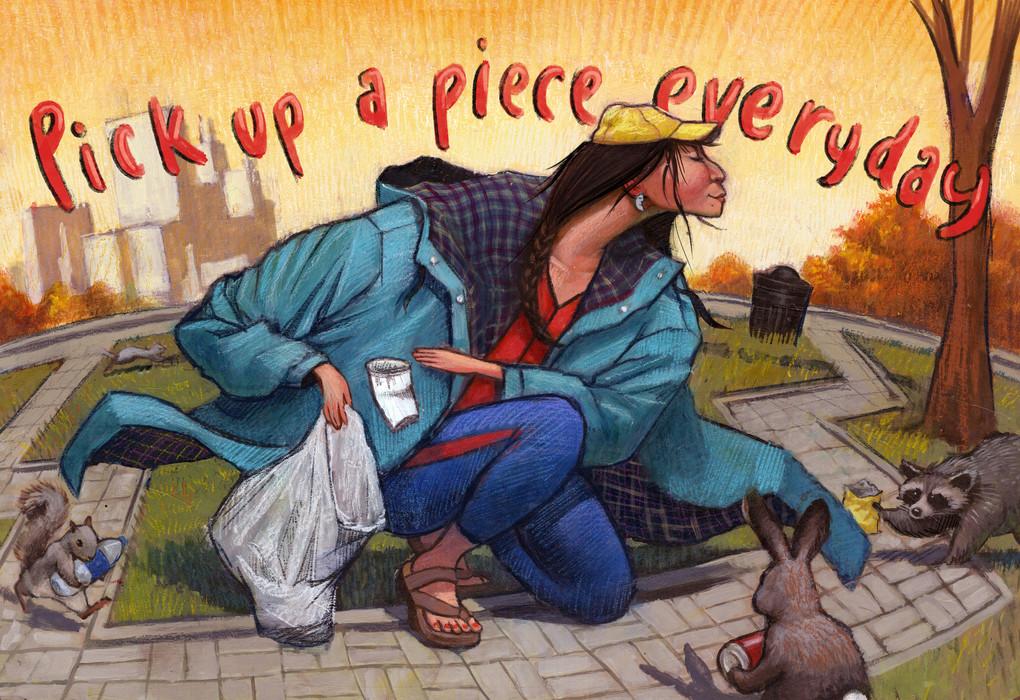 Rhode Island Litter Campaign