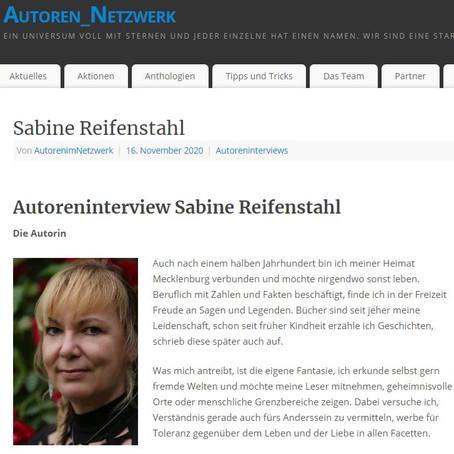 Interview für Autoren_Netzwerk