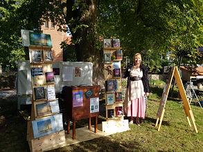 Sabine Reifenstahl, Herbstmarkt Marnitz, Parchim