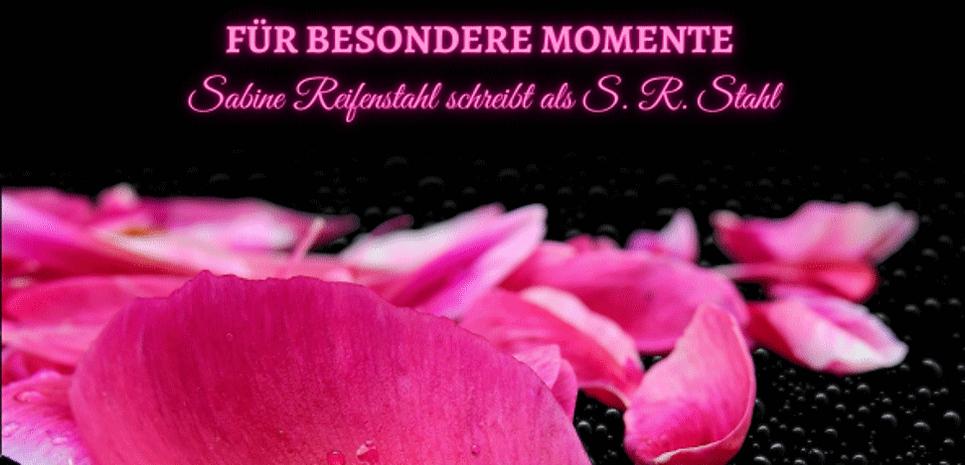 Sabine Reifenstahl schreibt als S. R. Stahl