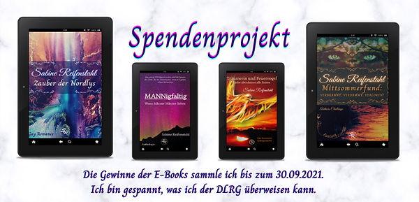 Spendenprojekt Sabine Reifenstahl