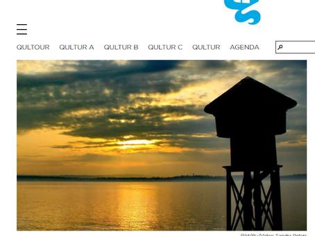 Qultur - Veröffentlichung in einem Kulturmagizin
