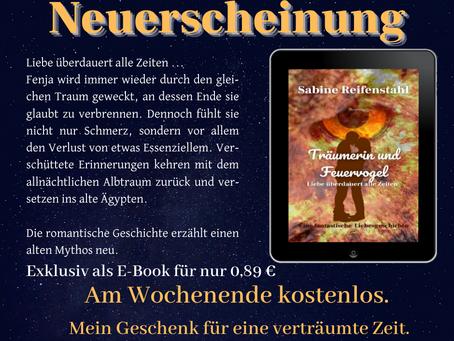 Zur Einführung kostenlos: »Träumerin und Feuervogel«