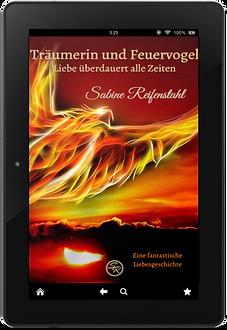 Sabine Reifenstahl Träumerin und Feuervogel