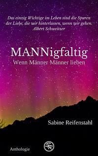 MANNigfaltig, Sabine Reifenstahl, Gay Romance, Mannigfaltig, S. R. Stahl