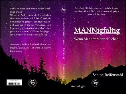 Sabine Reifenstahl, MANNigfaltig, Gay Romance, Mannigfaltig
