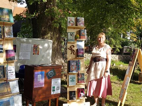 Sabine Reifenstahl, Herbstmarkt, Marnitz, Parchim