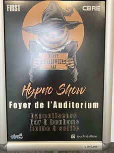 Hynos show