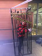 Freddy Kruguer halloween