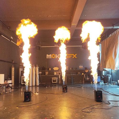 Projecteurs de Flammes