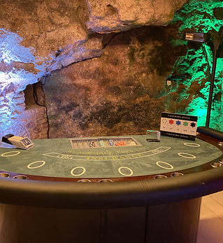 Table de Casino blackjack de Slysmile Location