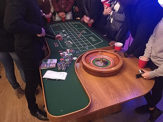 Table de casino la roulette de Slysmile Location