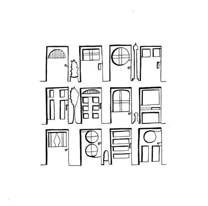 12 Doors