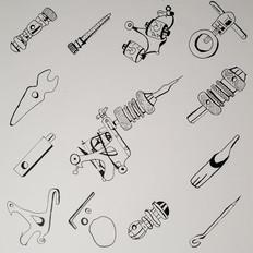 Understanding the Works of Tattoo Machine