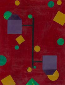Affair Abstract Series III