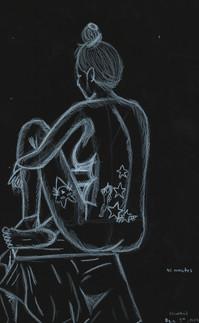 Life Drawing - Chantal