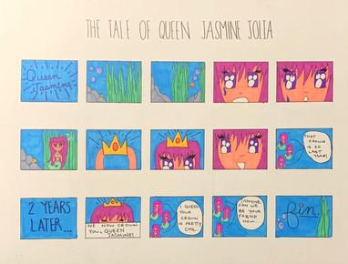 The Tale of Queen Jasmine Jolia