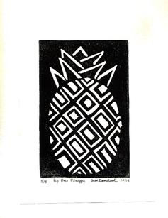 Pop Deco Pineapple