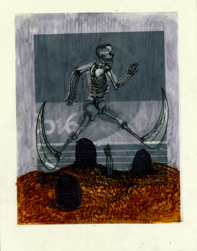 Skeletal Anatomy Project, The Graveyard