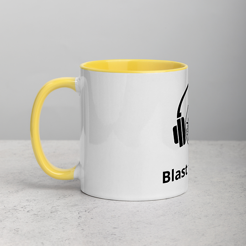 Blast The Beatz Mug with Color Inside
