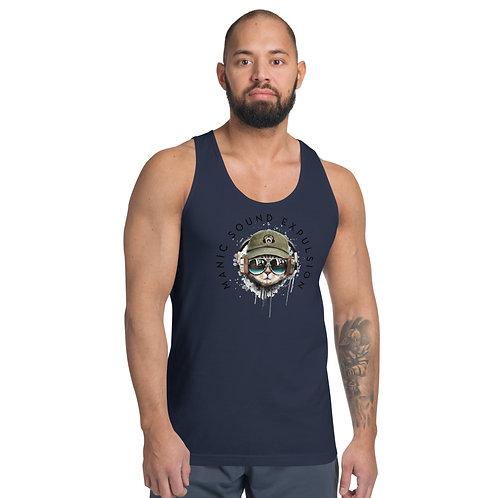 El Gato Drip MSE tank top (unisex)