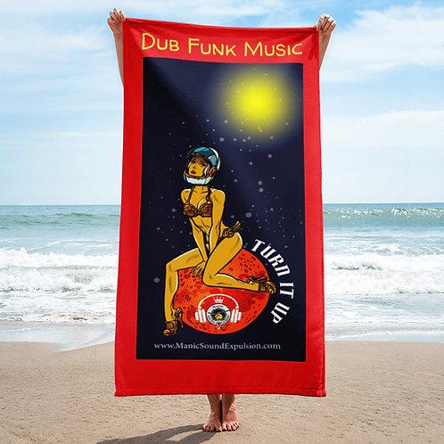 Dub Funk Genre Music Towel
