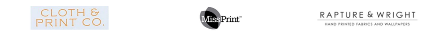Cloth & Print Co. Miss print rapture and wright