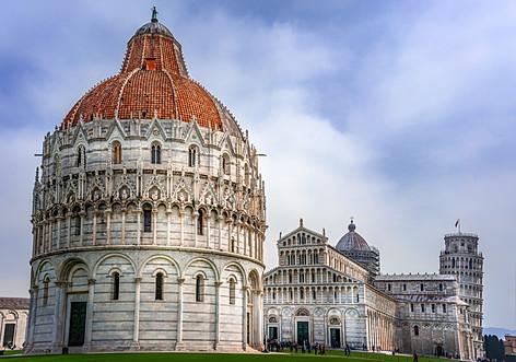 Baptisterium (Pisa)