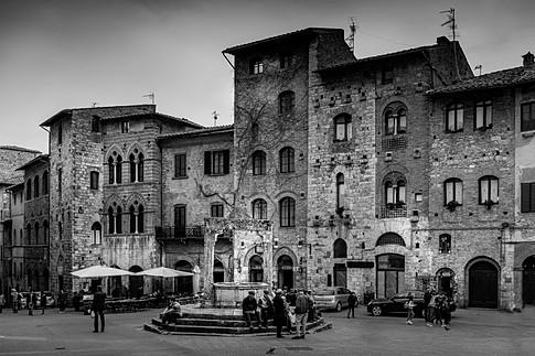 San Gimignano III