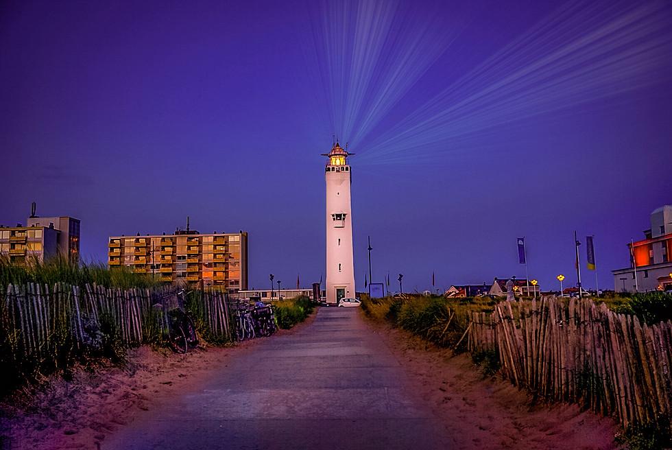 Leuchtturm Noordwijk