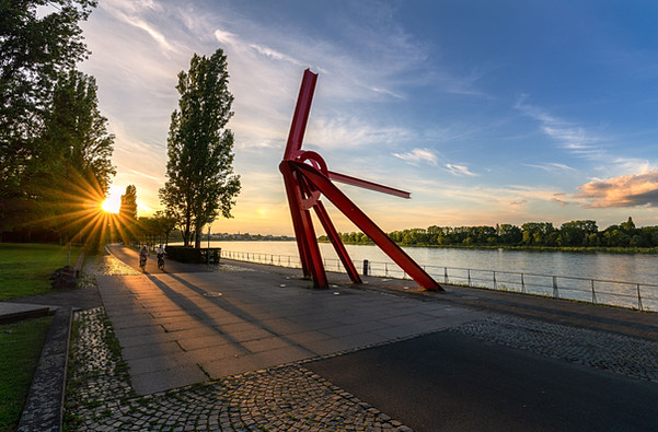 Bonner Rheinufer