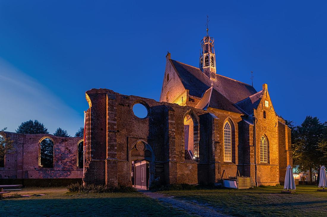 Ruinenkirche Bergen