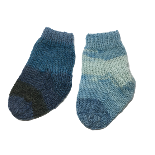 Baby Day and Night Socks