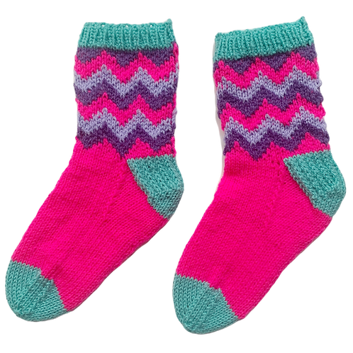 Custom Zingy Socks