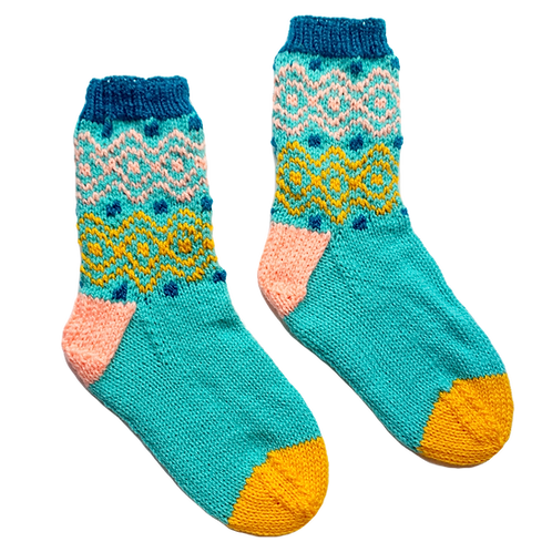 Custom Wizard Socks