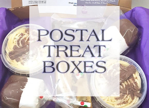 Postal Treat Box