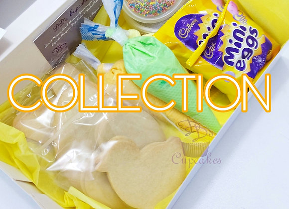 COLLECTION - EASTER DYO COOKIE KIT