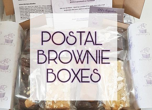 Postal - Mixed Brownie Box