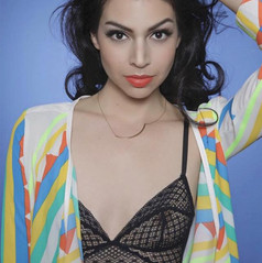 Photographer: Deverill Weekes Hair: Pixie Trujillo Wardrobe Styling: Leesa Simone